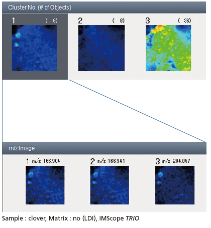 Imaging-Solution - Hierarchical Cluster Analysis HCA